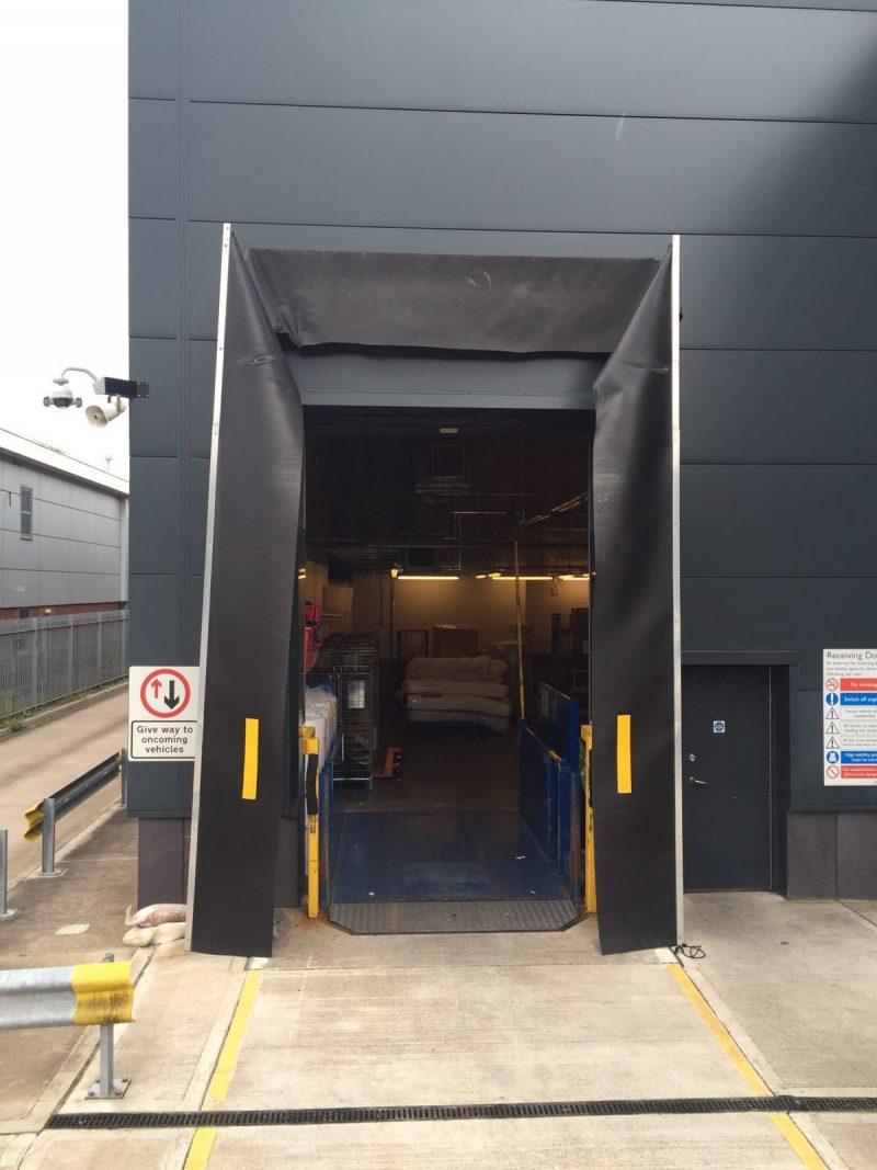 Loading Bay Dock Solutions Gdr Industrial